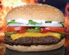 Heart Healthy Fast Food